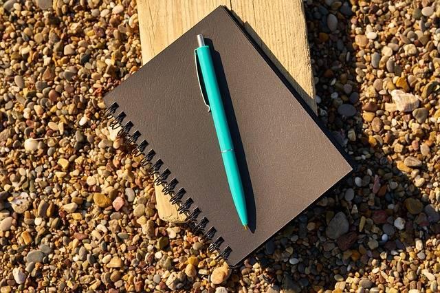 Notebook Pen Black To - Free photo on Pixabay (10031)