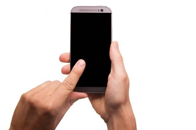 Smartphone Telephone Typing - Free photo on Pixabay (10240)