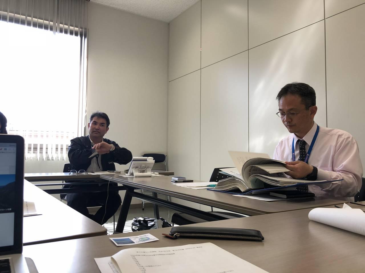 富士山暮らし応援隊の会議が開催されました