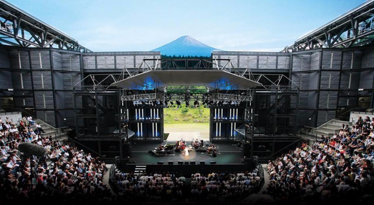 2020年春 富士山の麓で人力発電遊園地を舞台とするモーツァルトのオペラ「魔笛」を上演します!