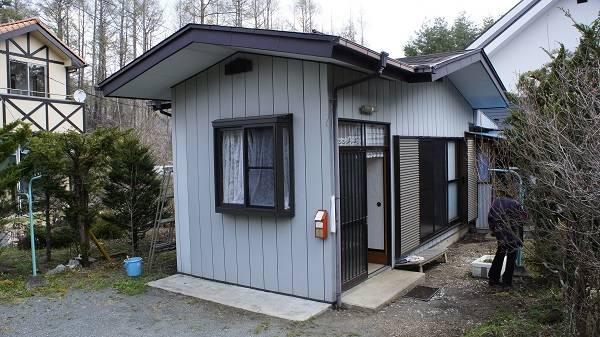物件No.132(富士河口湖町船津)- こじんまりとした一軒家です!