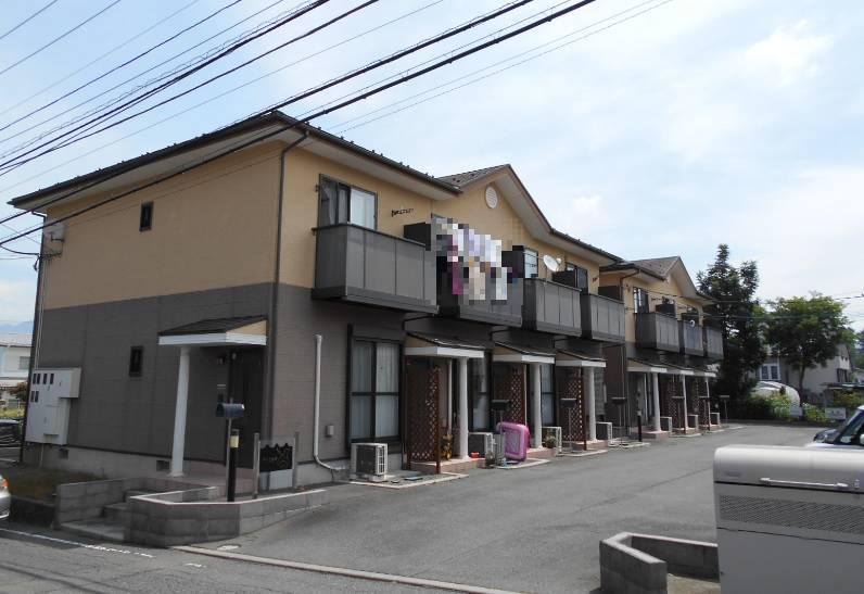 富士河口湖町勝山 2LDK ペットと暮らせるお部屋♪