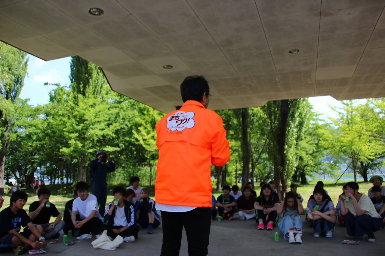 わが町を美しくする・考える・知る、富士河口湖町まちづくりワークショップがメンバー募集中です!