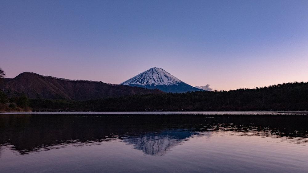 富士河口湖町からのお願い