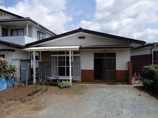 物件No.137 富士河口湖町勝山の空き家物件情報です