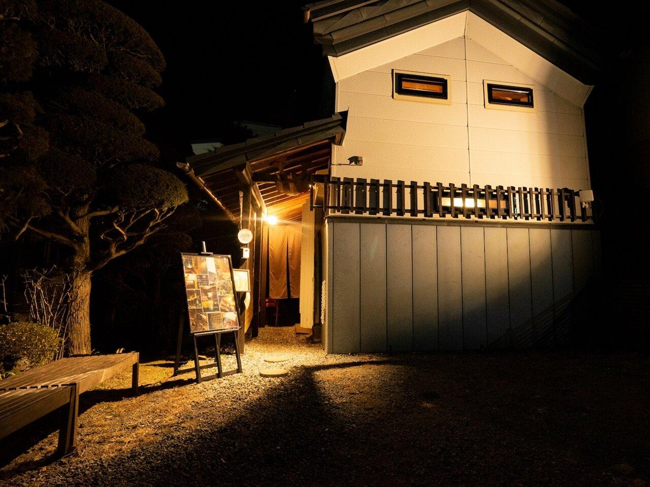 河口湖にある隠れ家Bar!夜ご飯の後にしっぽり楽しむ秘密の場所…日本古来の蔵をリノベーションしたBar『OarBlue(オールブルー)』