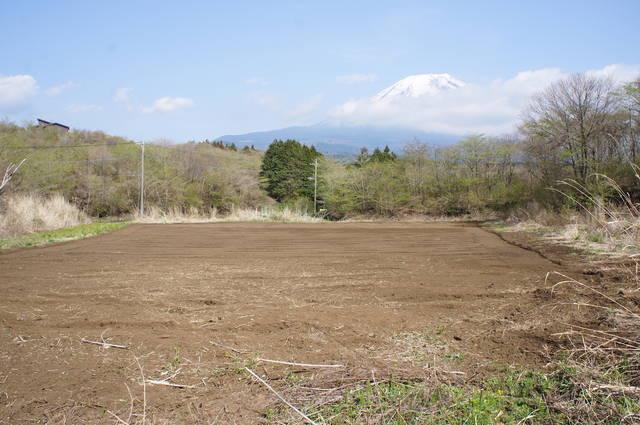 広大な耕作農地付き!
