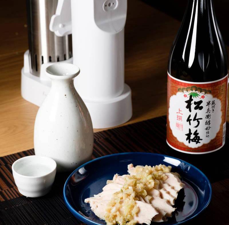 こんな料理が家でできるの?最新「調理家電」で作る「絶品おつまみ」の噺 <日本酒>編