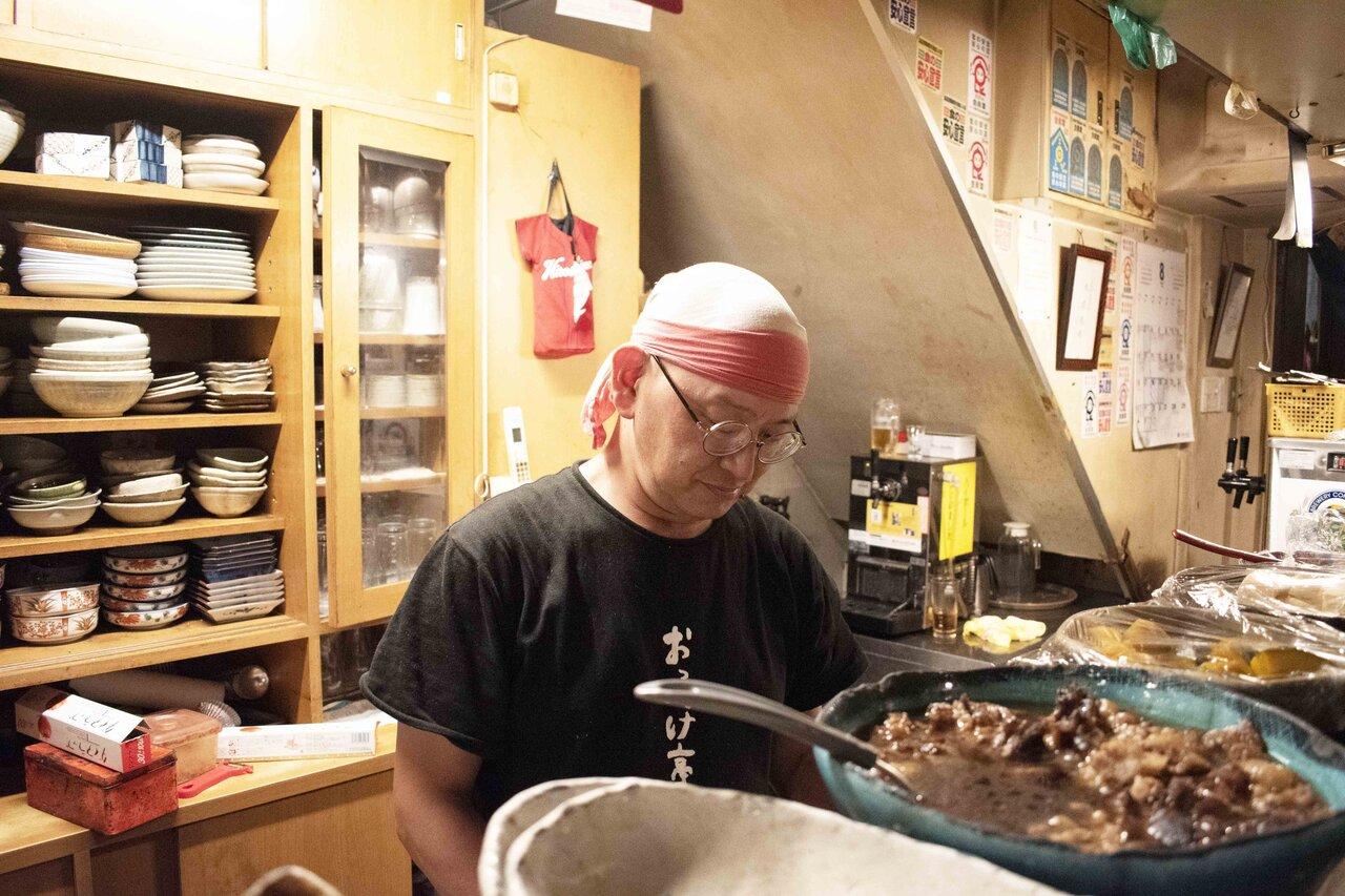 京都・南太秦の食を満たす、もの静かな店主の賑やかな酒場の噺