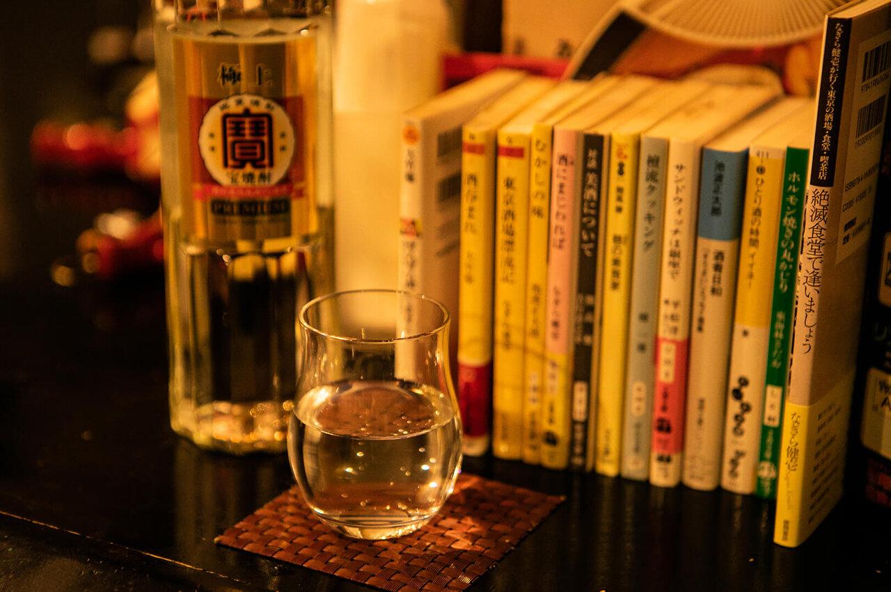 """お酒と楽しむ読書 """"飲める本""""の噺"""