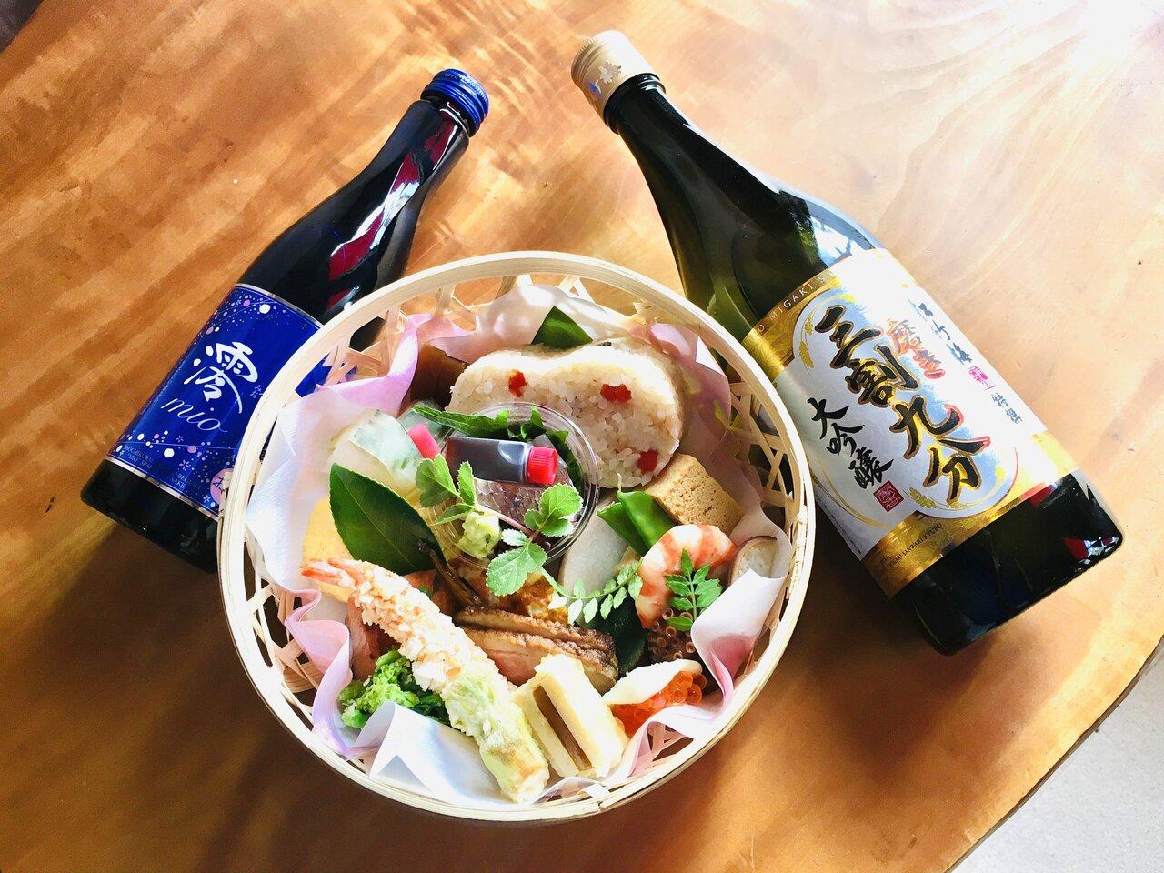 大の酒好き、祇園祭の囃子方が京弁当をアテに飲む噺