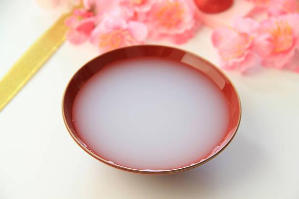 Amazake (Sweet fermented ri...