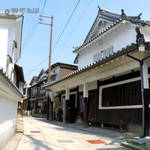Mitarai of Kure city in Hiroshima is designed as the conservation district of traditional building 👘