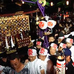 Three Energetic Festivals in Autumn, Yamanashi