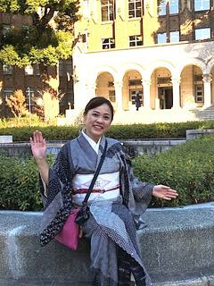 """Interview with Anna Murata, a professional Japanese guide: """"I love to help people"""""""