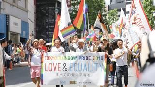 TOKYO RAINBOW PRIDE 2019。多様性が当たり前になる世界を目指して