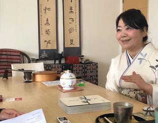 "Master Of Incense, Eriyo Watanabe: ""My Door Is Open To People Of All Religions"""