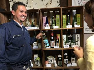 "George Parsons Inouye of Inouye Brewing: ""My mission is to keep my family's Sake business alive"""