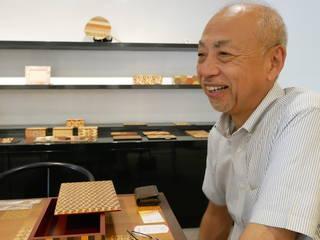 Master Wood Craftsman, Kiyokatsu Tsuyuki, Discusses Hakone Yosegi-Zaiku
