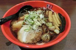 Toyama's Black Ramen: The Wild Taste Of Salty Spicy Noodles
