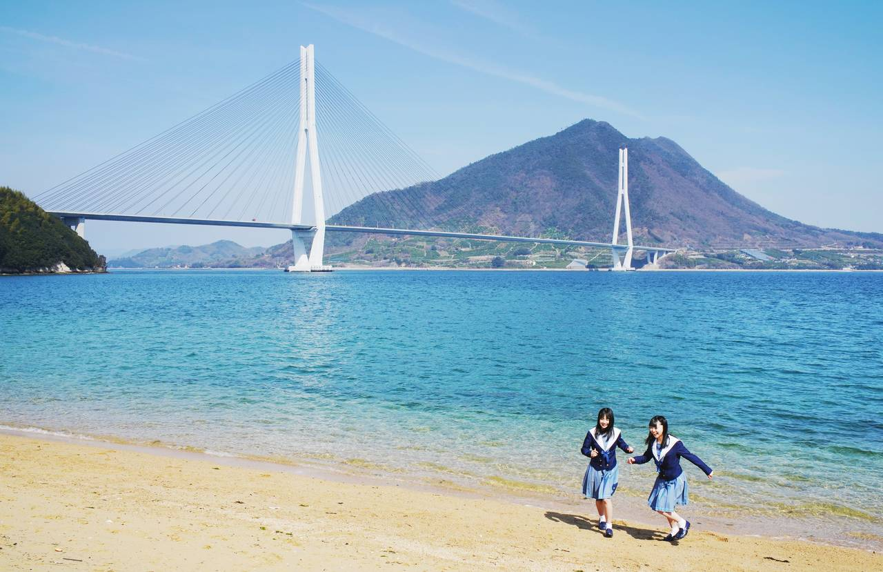 The Superb View of Shimanami Kaido: Let's Enjoy a Wonderful Ride on the Sea