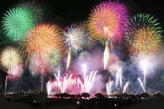 Why are Japanese fireworks in summer? Fireworks in Tokyo and their history with the Sumida River
