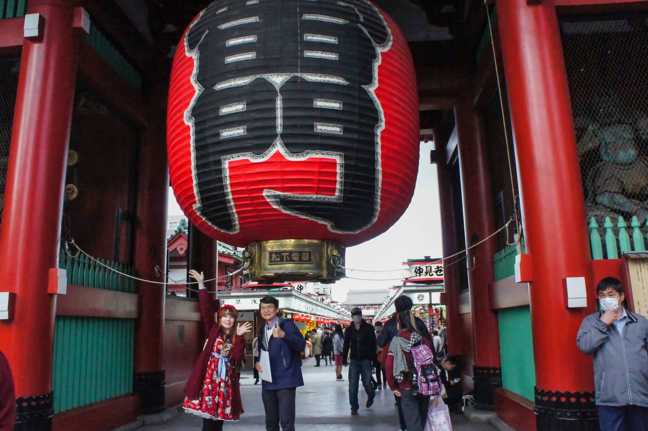 """Day tour of tasting 5 Must-try Japanese """"Wagashi"""" sweets in Asakusa, Tokyo"""