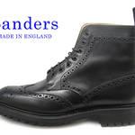 ノーサンプトン最後の実力メーカー「SANDERS」