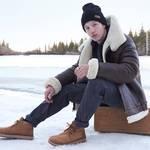 「UGG」タホ湖の冬にインスパイア、全天候型コレクションが登場