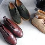 革靴デビューは冬が最適解!普段使いに入りやすいスエード、ブーツから取り入れるのが吉
