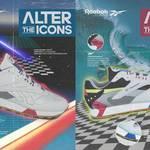 「Reebok」80'sの代表モデルに90's要素をMIX!「ALTER THE ICONS」を発売