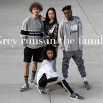 """「New Balance」""""Grey runs in the family""""キャンペーンの限定モデルを発売"""