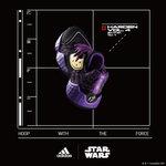 「adidas」スター・ウォーズ コレクション第1弾「ライトセーバーパック」が発売