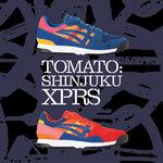 「Onitsuka Tiger」TOMATOのジョン・ワーウィッカー氏とのコラボレーション企画第三弾を発売