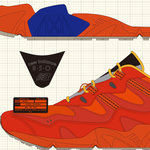 【New Balance】×【N.HOOLYWOOD TEST PRODUCT EXCHANGE SERVICE】が発売