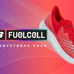 【New Balance】 カーボンプレートシューズ「FuelCell TC/5280」に限定色PACKが登場