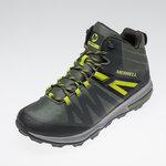 【MERRELL】スニーカーの様な履き心地のハイブリッドハイキングシューズを発売