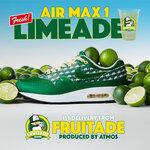 【NIKE】atmosが「AIR MAX 1 LEMONADE」のアレンジモデルを発売