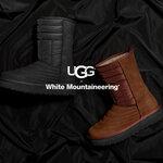 【UGG】✕【WHITE MOUNTAINEERING】2020秋冬コラボレーション