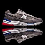 【New Balance】992のニューカラーを発売