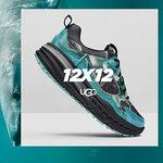 【UGG】11月の12X12コレクションは第10弾「CA805 X Shark Vision」