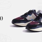 【New Balance】80年代と90年代のスタイルをリミックスした「57/40」に新色が登場