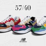 【New Balance】人気モデル「57/40」にプレッピーテイストで彩った新色が登場