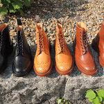 カントリーブーツといえばここ、伝統と実力の靴ブランド「Tricker's」とは