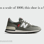 【New Balance】990の過去のバージョンが復活 「990バージョンシリーズ」