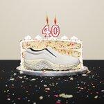 【MERRELL】バースデイケーキがモチーフの40周年記念モデルを数量限定発売
