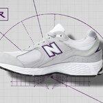 【New Balance】BEAUTY&YOUTH限定カラーの「2002R」が発売