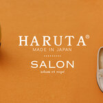 【HARUTA】×【SALON adam et rope'】コラボレーションシューズが発売