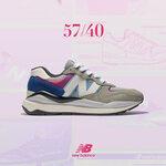 【New Balance】歴史的なモデルを象徴するカラーを組み合わせた「57/40」が発売