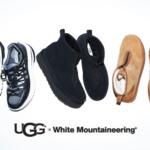 【UGG】× 【WHITE MOUNTAINEERING】2021秋冬コラボレーション